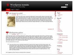 Stardust WordPress Theme