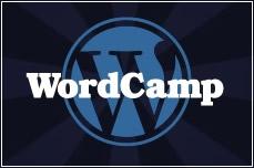 Il logo del WordCamp