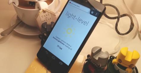 light-level-demo